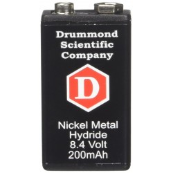 Bateria recarregavel para Pipetador Pipet-Aid portatil Drummond
