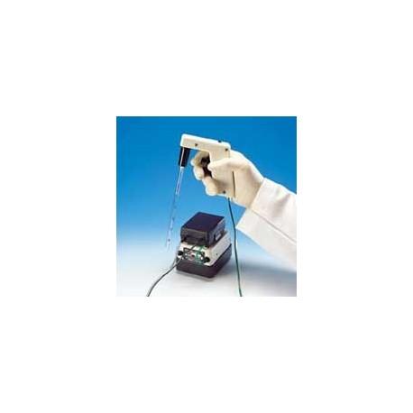 Pipet Aid com unidade de filtração dupla- 110V - Drummond - Embalagem c/ 01 pç