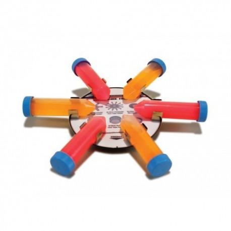 Vortex Acessorio SI-H506 horizontal 6 X 50ml