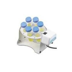 """Rotisserie - Acessório para Mini Labroller """"Rotator"""" - para tubos 6 x 50 ml - Labnet - Embalagem c/01 pç"""