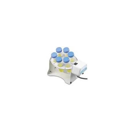 Rotisseria para 6X50ML tubos para Mini LabRoller