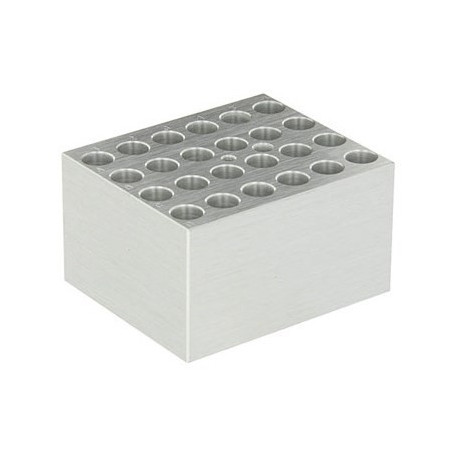 Bloco para thermobloco modelo AccuBlock 24 x 0.5ml