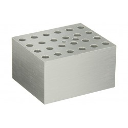 Bloco para thermobloco modelo AccuBlock 24 x 1.5ml