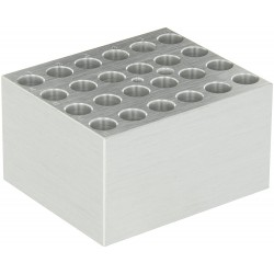 Bloco para thermobloco modelo AccuBlock 20 x 10mm