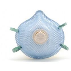 Máscara Respirador Semi-Desc. com válvula - CA11010