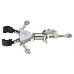 Pinça em aluminio p/ bureta abertura de 16 A 52mm