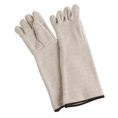 Luva de proteção para temperaturas até 232ºC 5 dedos