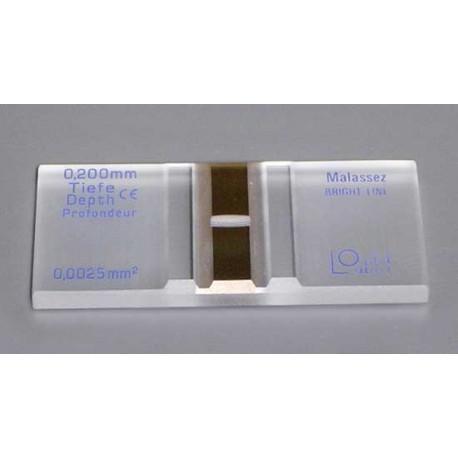 Camara para contagem MALASSEZ Bright line