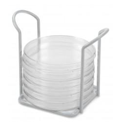 Wire Petri Dish Holder