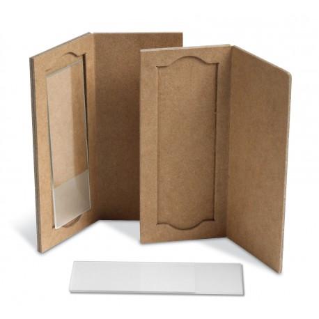 Porta lamina 01 lamina em papelão pk/25