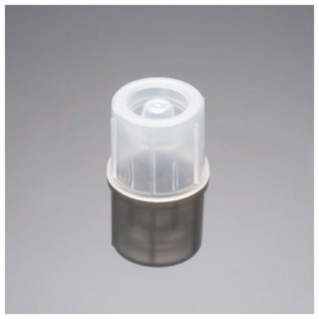 Tampa para tubos de ensaio 12x75 mm esteril pt/500