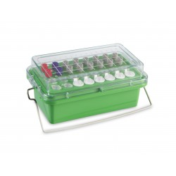 Rack Cooler Verde 0ºC P/ 7,5horas 0.5/2.0ml 32TBS