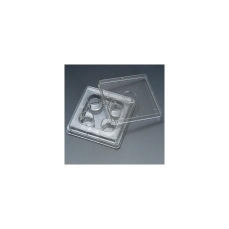 Microplaca SPL para Cultura 04 wells pt/4