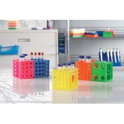 Rack em PP - 4 faces versátil - formato em Cubo - Embalagem c/01 pç - Heathrow
