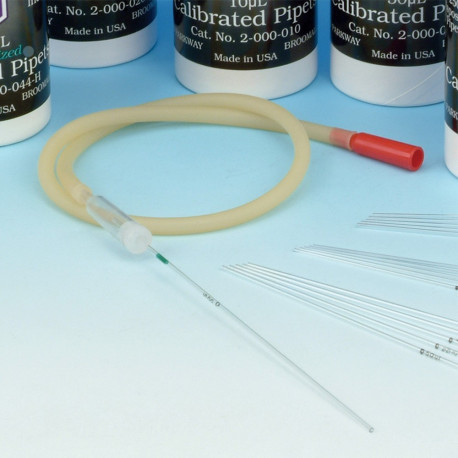 Tubo aspirador para Calibrated Micropipets