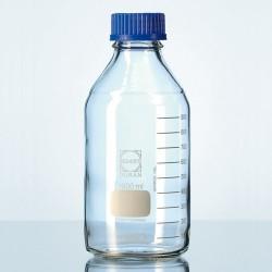 Frasco reagente graduado c/ dispensador anti-gota 500 ml - Schott