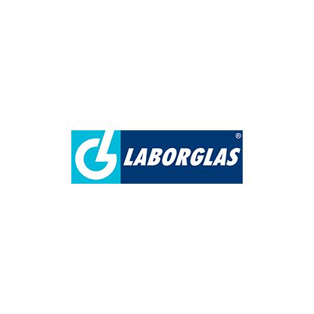 Anel em PP Laranja p/ frasco Reagente GL45