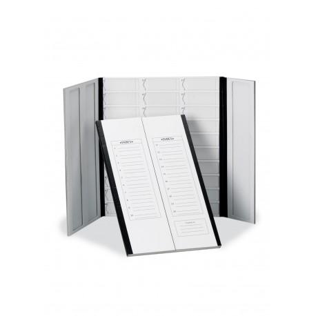 Porta Lâminas-  p/ 20 Lâminas - em papel cartão - Embalagem c/01 pç - Heathrow