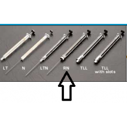 Microseringa serie 1700/1000 ag. remov. 100ul
