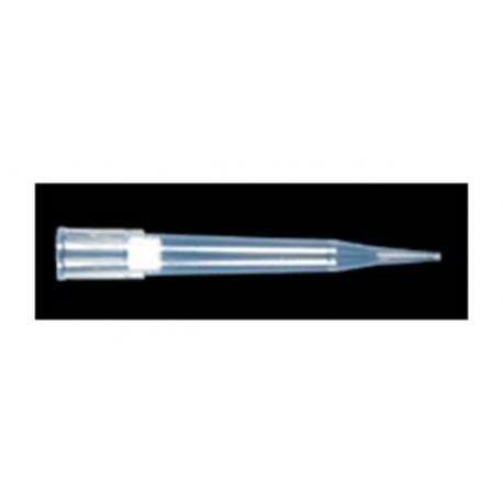 Ponteira em PP Axygen LR c/Filtro 300ul cx/10racks STR