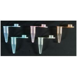 Microtubo PCR Axygen 0,2ml coloridos CX/1000