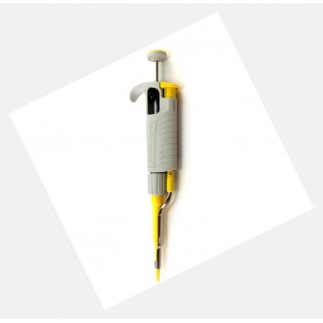 Micropipeta Labmate Pro monocanal Vol. 20.0-200ul HTL