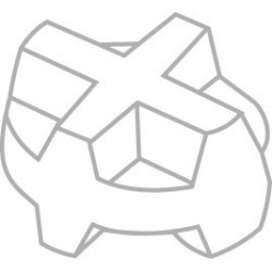 Barra Magnetica Estrela (Diam. 22)