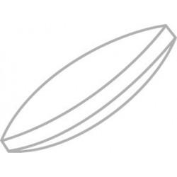 Barra Magnética Oval 8x20mm