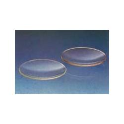 Vidro de relogio lapidado 80mm-Laborglas
