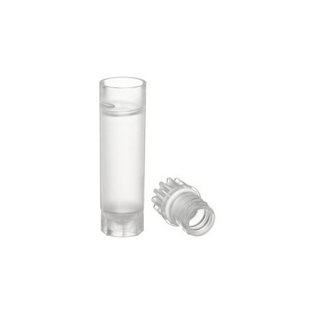 Criotubo Corning Rosca Interna 5-0ml c/base Str cx/500