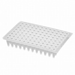 Microplaca Axygen PCR-96-FLT-C s/borda pct/5