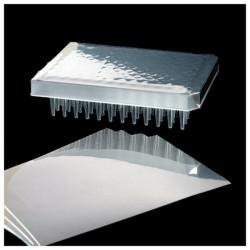 Filme Adesivo Axygen PCR-AS-200 em aluminio cx/100