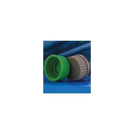 Tampa de rosca em PP 140º sem furo Azul GL45 LG