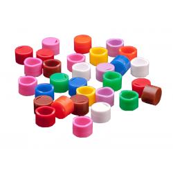 Insert - para tampa de rosca - Coloridos - Embalagem c/500- SSIbio