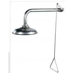 Chuveiro segurança em aço inox - C-0091-Ciencor