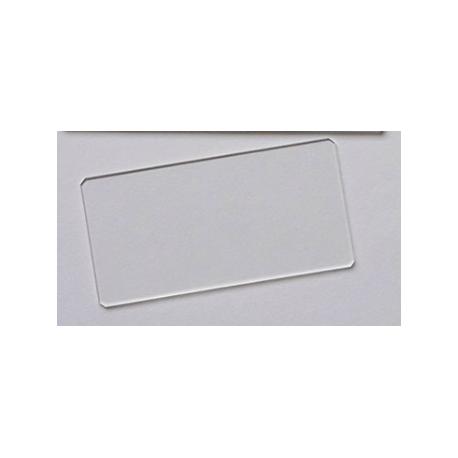 Lamínula P/ Câmara Sedgewick 30 x 60 x 1.0mm