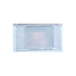 Lamínula Cortada P/ Câmara de Contagem 20x26x0,4mm cx/10