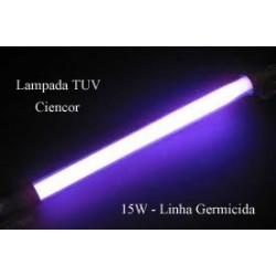 Lâmpada Ultravioleta para Desinfecção e Esterilização