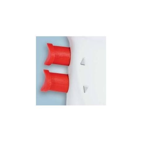 Botão Ejetor Vermelho Labmate Pro 2 - 10ul