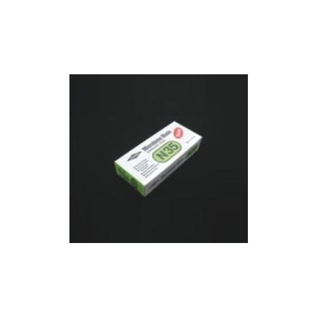 Lâmina p/ Micrótomo Descartável- de alta performa - cx/50