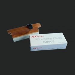 Lamina para micrótomo de baixo perfil. cx/50