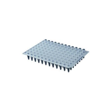 Microplaca Axygen PCR-96-C s/borda Poços Elevados PT/10