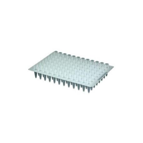 Microplaca Axygen PCR-96-MB-C S/Borda Poços Elevados Pct/10