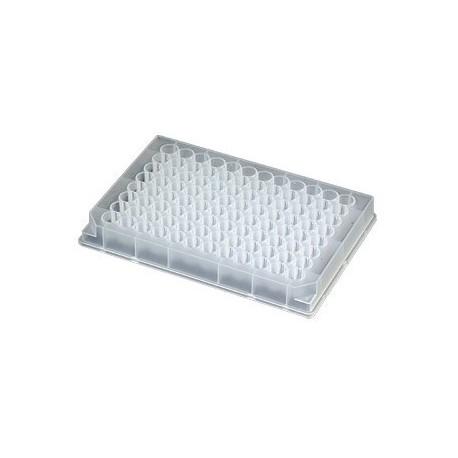Microplaca Axygen Deep p/ensaios P-96-450V-C cx/50