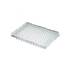 Microplaca Axygen -Meia Borda - Low-Profile (baixo perfil) - Embalagem c/05 unidades