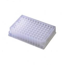 Microplaca - Deep - 1,1 ml - Estéril - Axygen - Embalagem c/5
