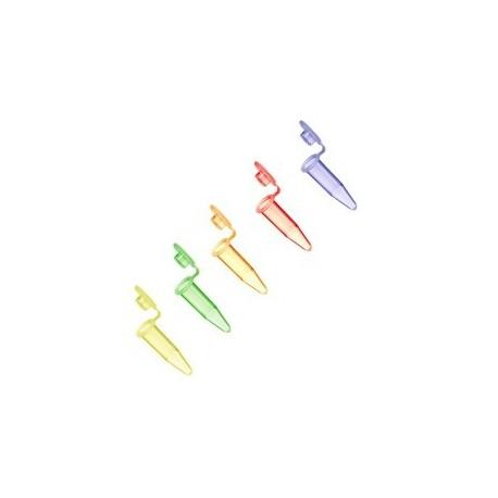 Microtubo PCR Axygen 0,2ml cor spectrun color cx/10000 DES
